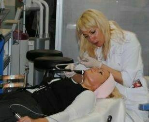 работа косметолог